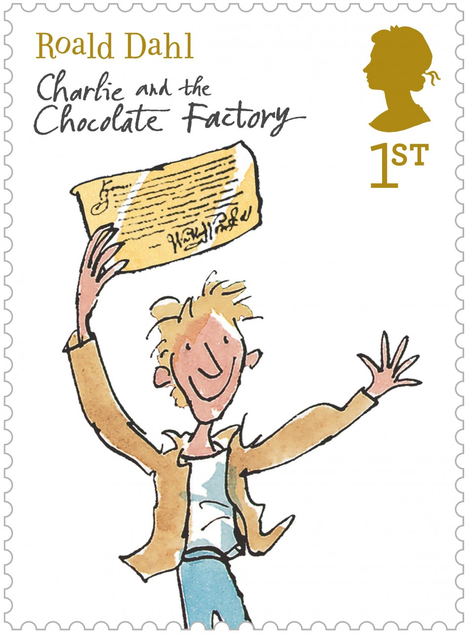 Charlie and the Chocolate Factory – A compendium of boy and girl ...